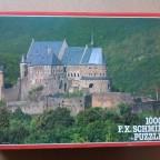 Schloss Vianden, Luxenburg