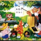Funny Puzzle (ohne Titel), 60 Teile, MB