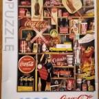 Coca Cola, MB, 1000 Teile