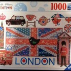 London Tula Moon Edition, Ravensburger, 1000 Teile