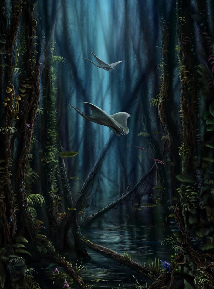 Shark Rays