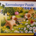 Hundebabys, 2 x 20, Ravensburger