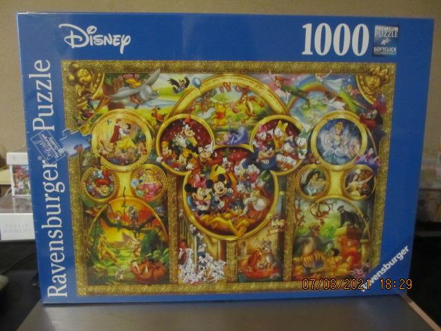 Die schönsten Disneythemen