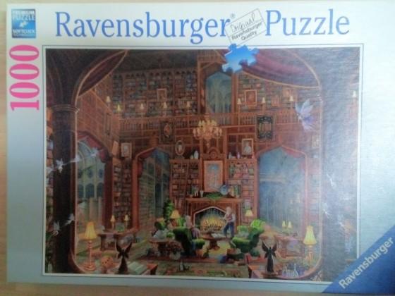 Magisches Wissen-Ravensburger-1000 Teile