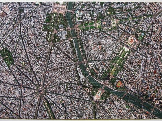 Paris / France - Satuzzle - 1000 Teile