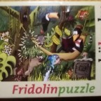Fridolinpuzzle, 54 Teile, borromedia GmbH
