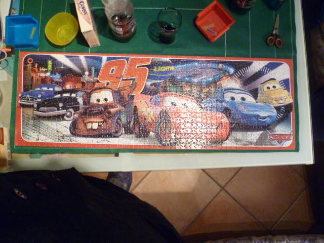 Disney Cars 29.01.2013