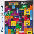 We all fit together, Tetris, Ravensburger 15002 1, 500 Teile, 2019