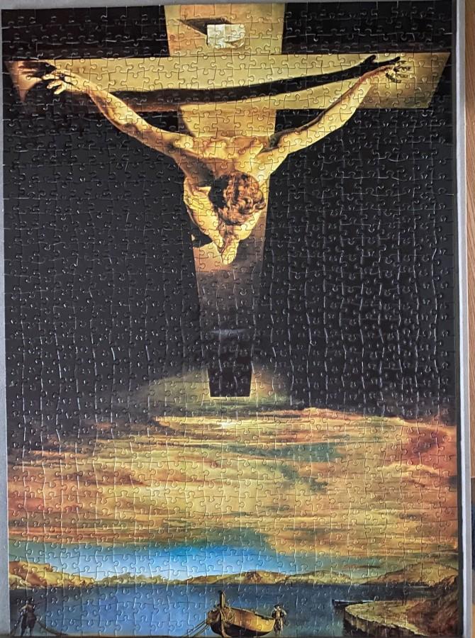 Christ of St.John of the Cross, Dali
