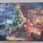 Der Weihnachtsmann ist da!