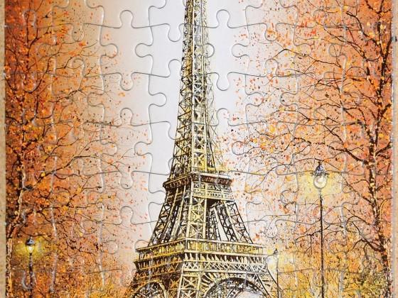 Dessapt Editions - La Tour Eiffel, 88