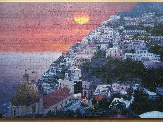 Positano, Italy 2000 Pieces ( Clementoni )