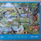 """Tales of the River"" (Ray Cresswell) House of Puzzles"