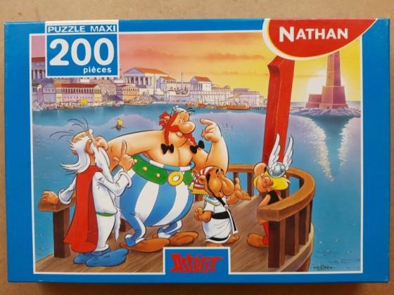 Asterix in Alexandria