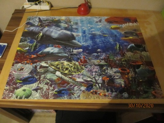 Ravensburger Unterwasserwelt 2000