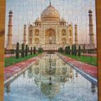 Taj Mahal, Indien, 500 Teile (Trefl)