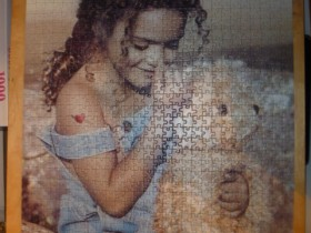 """Puzzle """"Lucy & Ted"""" - Ravensburger"""