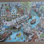 Say Cheese ! by Doro Göbel /Peter Knorr 1500 pieces ( Heye)