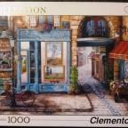 Galerie des Arts, Clementoni, 1000 Teile