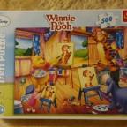 Disney - Winnie the Pooh: Malspaß 500