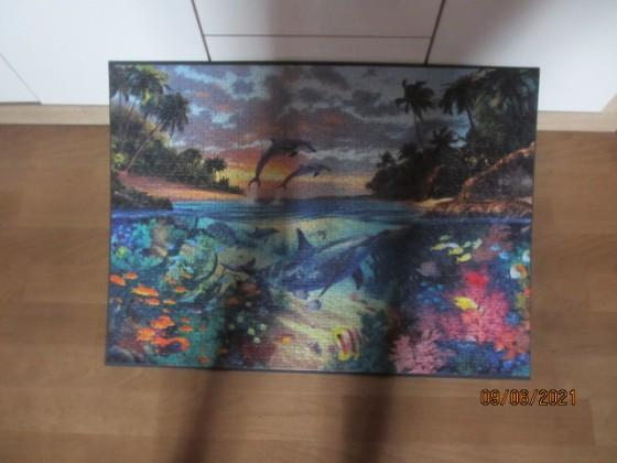 Ravensburger Korallenbucht 1000