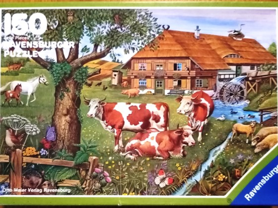 Tiere auf dem Land, 150 Teile, Ravensburger