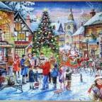 Christmas Shopping-HOP-1000 Teile