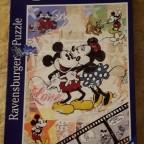 Disney: Mickey Mouse Topolino Vintage 500 Ravensburger