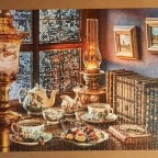 Afternoon Tea 1000 Pieces ( Castorland Puzzle )