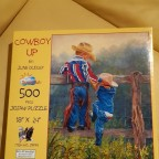 Cowboy up 500